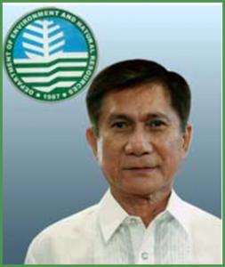 DENR Secretary Roy A. Cimatu