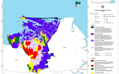 Geohazard Maps Mgb - Roxas map