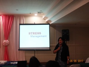 Stress Management Tips from Coco Life Healthcare Ms.  Merly Magtira.