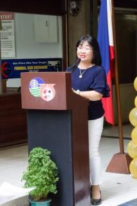 DENR Assistant Secretary for Mining Concerns Nonita S. Caguioa