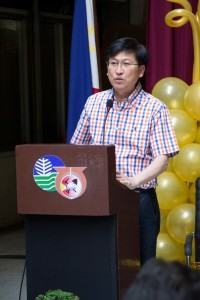 MGB Assistant Director Atty. Danilo Uykieng